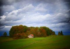 Herbst bei uns in der Eifel
