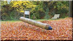 Herbst-Bleistift