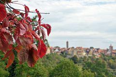 Herbst hält Einzug