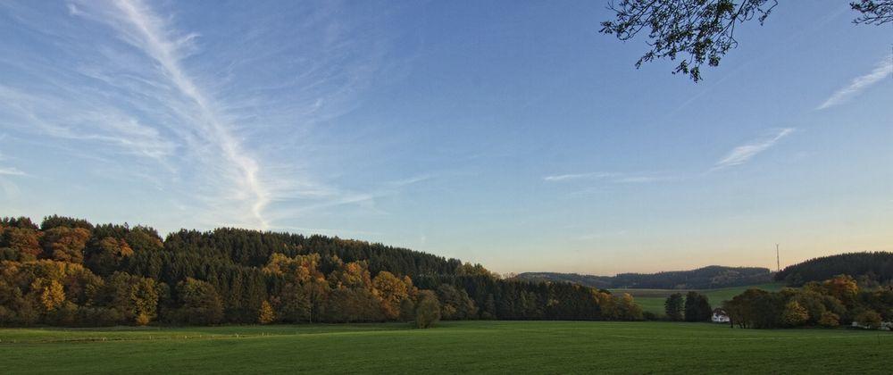 Herbst im Bergischen Land III