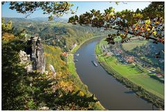 Herbst im Elbtal
