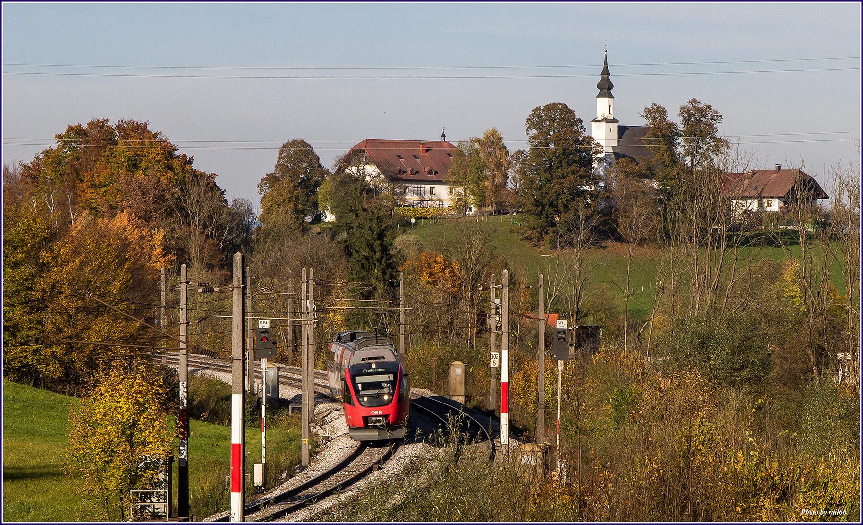 Herbst im Flachgau