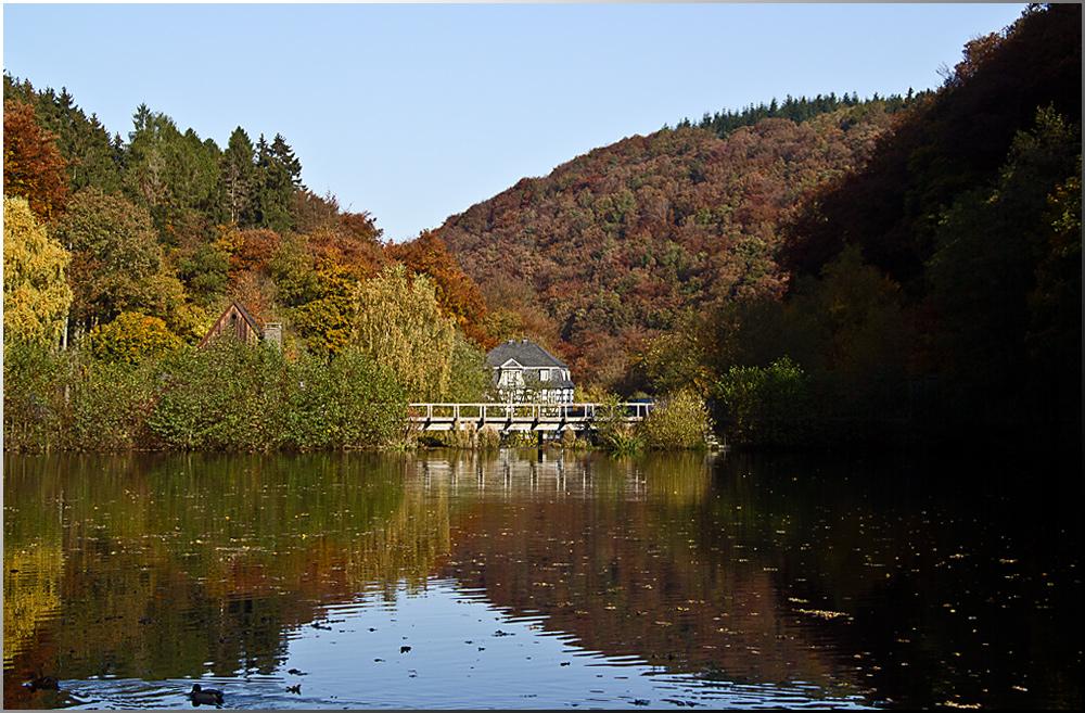 Herbst im Freilichtmuseum 3