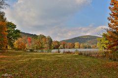 Herbst im Greizer Park
