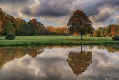 Herbst im Muskauer Park