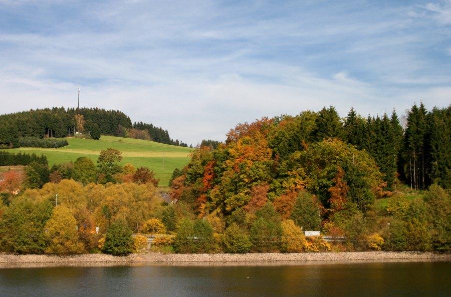 Herbst im Oberbergischen