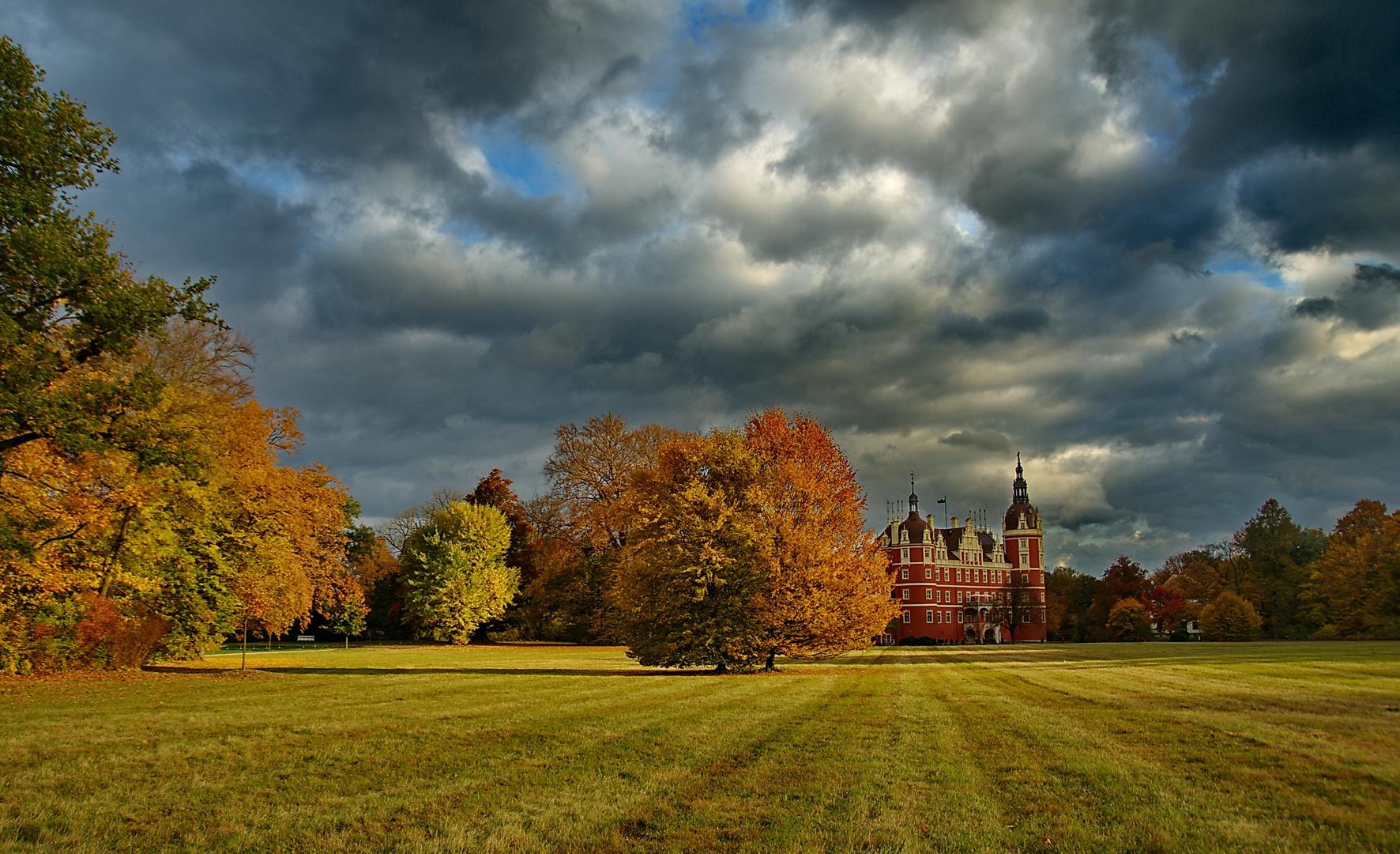 Herbst im Park...