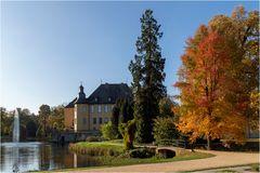 Herbst im Park von Schloss Dyck (4)