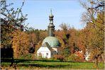 Herbst im Schlossgut Mariabrunn