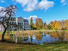 Herbst im Schlosspark Wilhelmstal