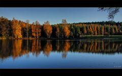 Herbst im Spiegel