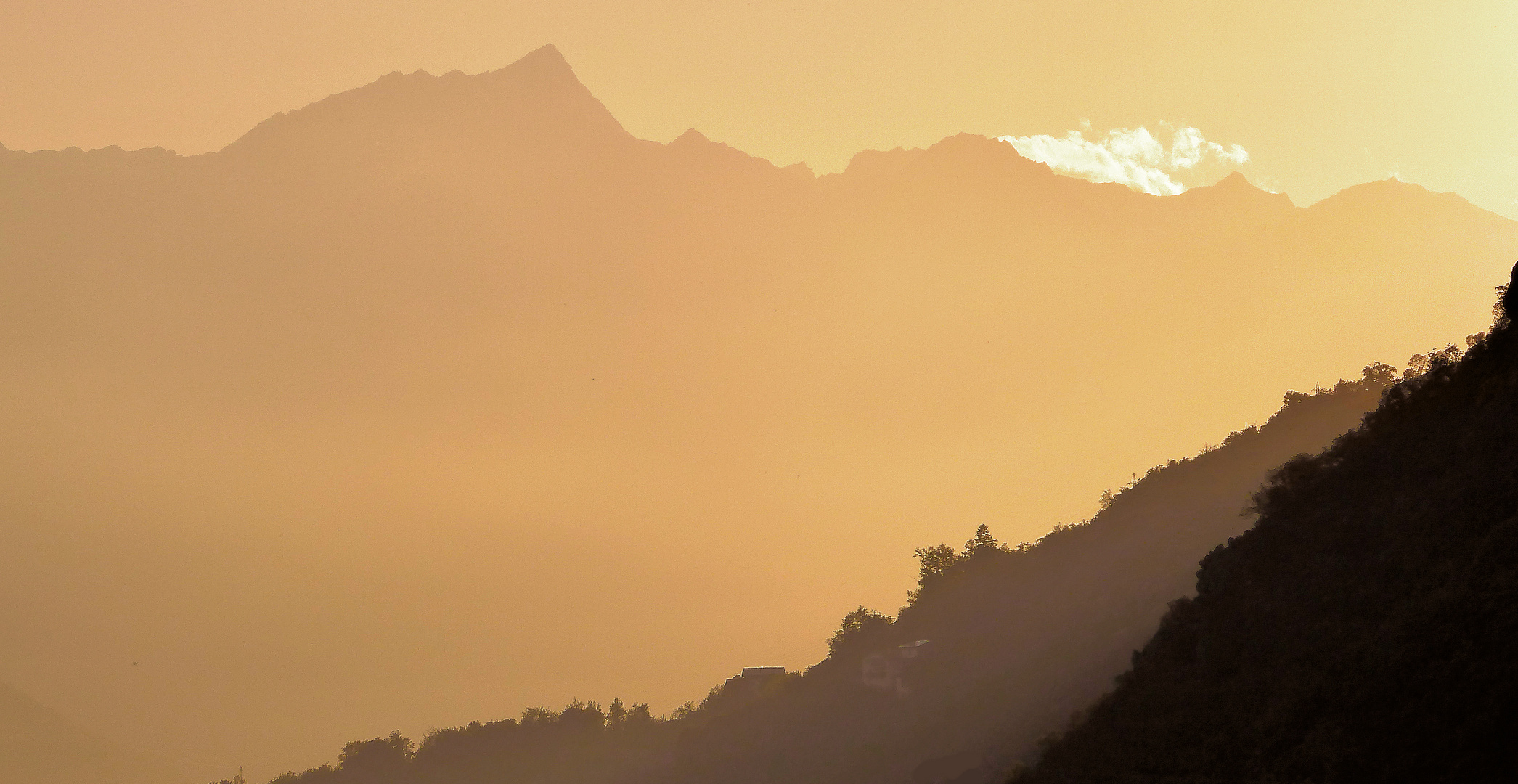 Herbst im Südtirol
