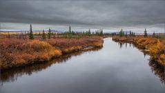 Herbst in Alaska