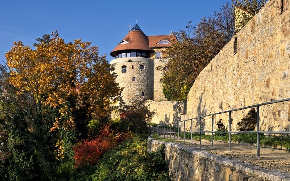 Herbst in Bautzen