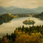 Herbst in Bled