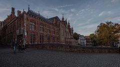 Herbst in Brugge