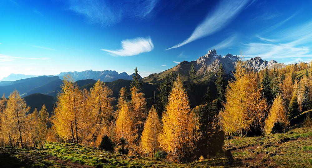 ...Herbst in den Bergen..