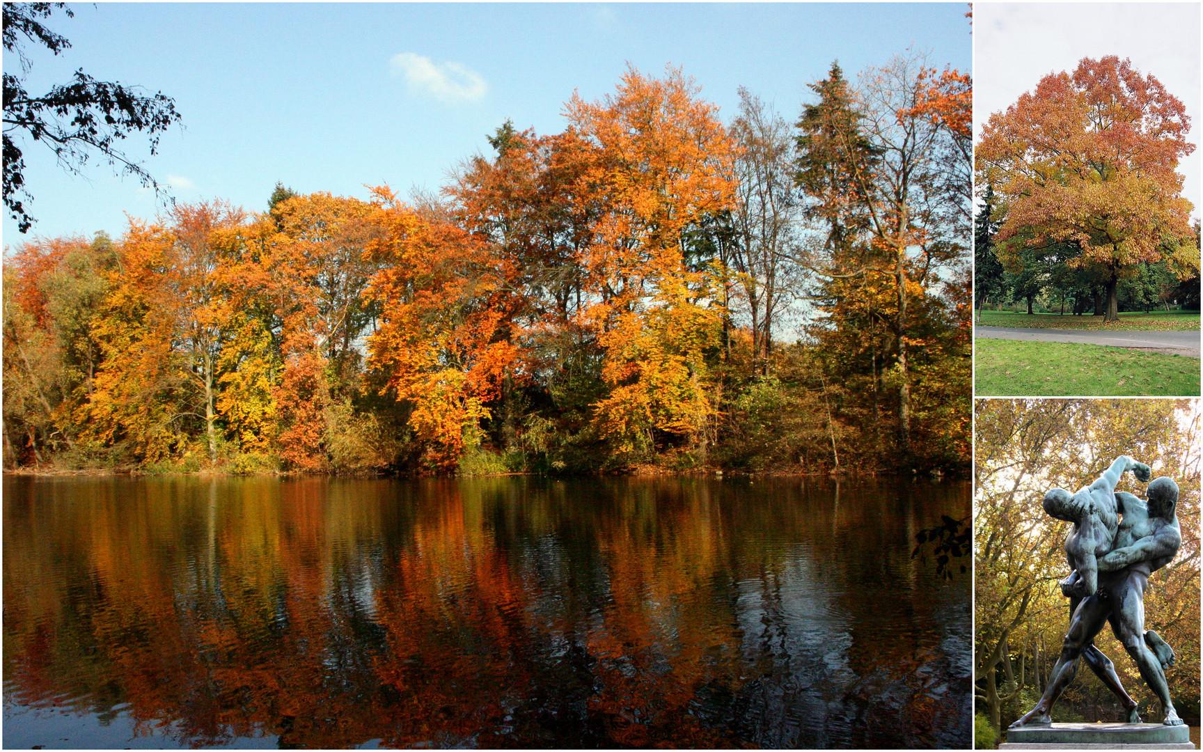 Herbst in den Rehbergen