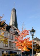Herbst in der Altstadt ..........