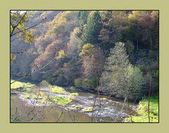 Herbst in der Eifel...