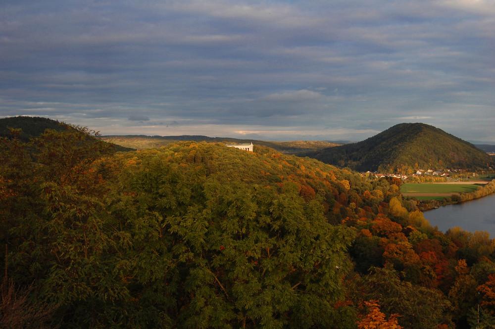 Herbst in der Oberpfalz