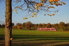 Herbst in der Schleswig-Holsteinischen Schweiz