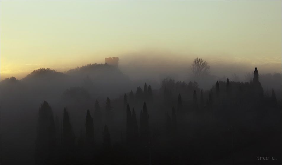Herbst in der Toscana