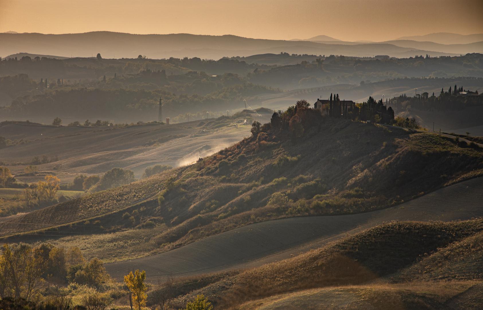 Herbst in der Toscana #3