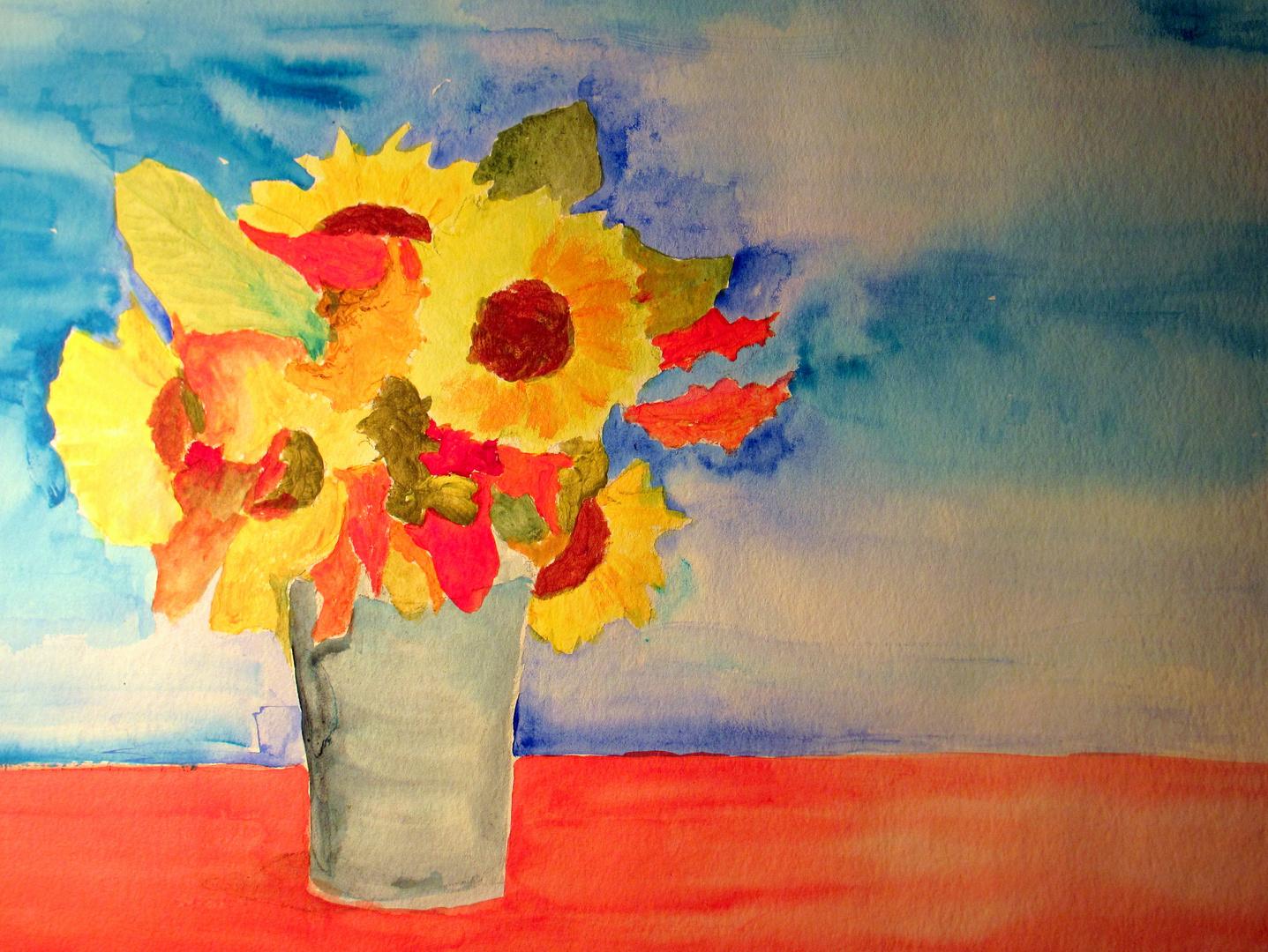 Herbst in der Vase