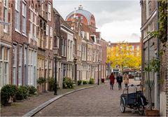 Herbst in Dordecht (NL)