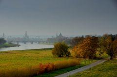 Herbst in Dresden