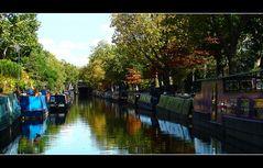 Herbst in London