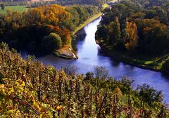 Herbst in Melnik