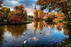 Herbst in Muskau