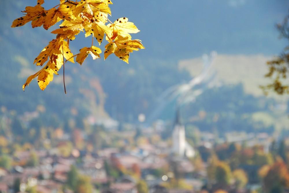 Herbst in Oberstdorf 2