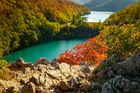 Herbst in Plitvice