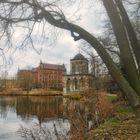 Herbst in Potsdam Heilige See