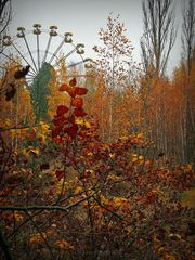 Herbst in Pripyat