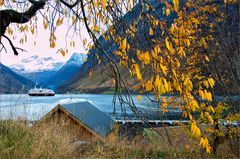 Herbst in Urke