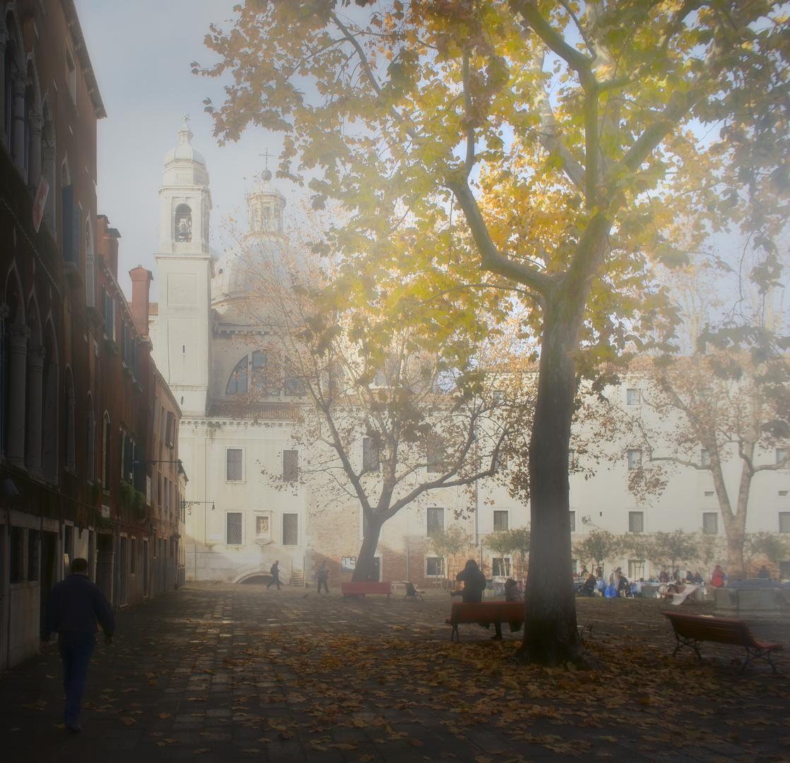 Herbst in Venedig neu