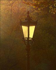 Herbst-Leuchte ...