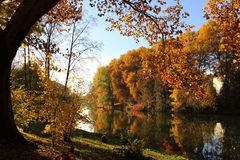 Herbst malt alles bunt