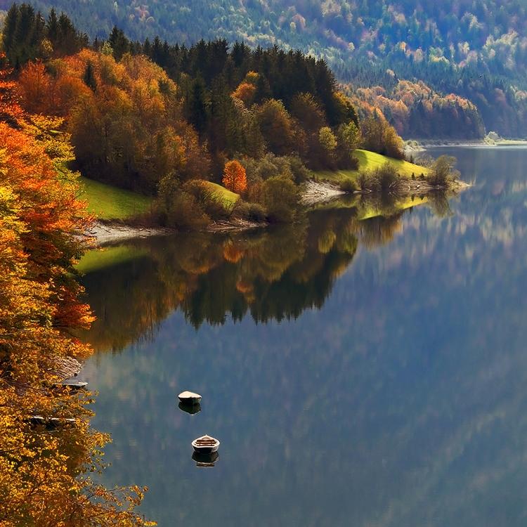 Herbst - Ruhe