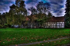Herbstanfang - HDR