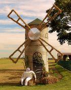 Herbstansichten - Der Müller und seine Mühle
