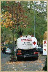 Herbstbetankung