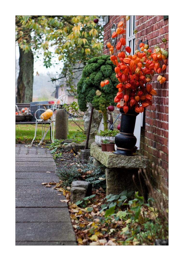 Herbstfarben