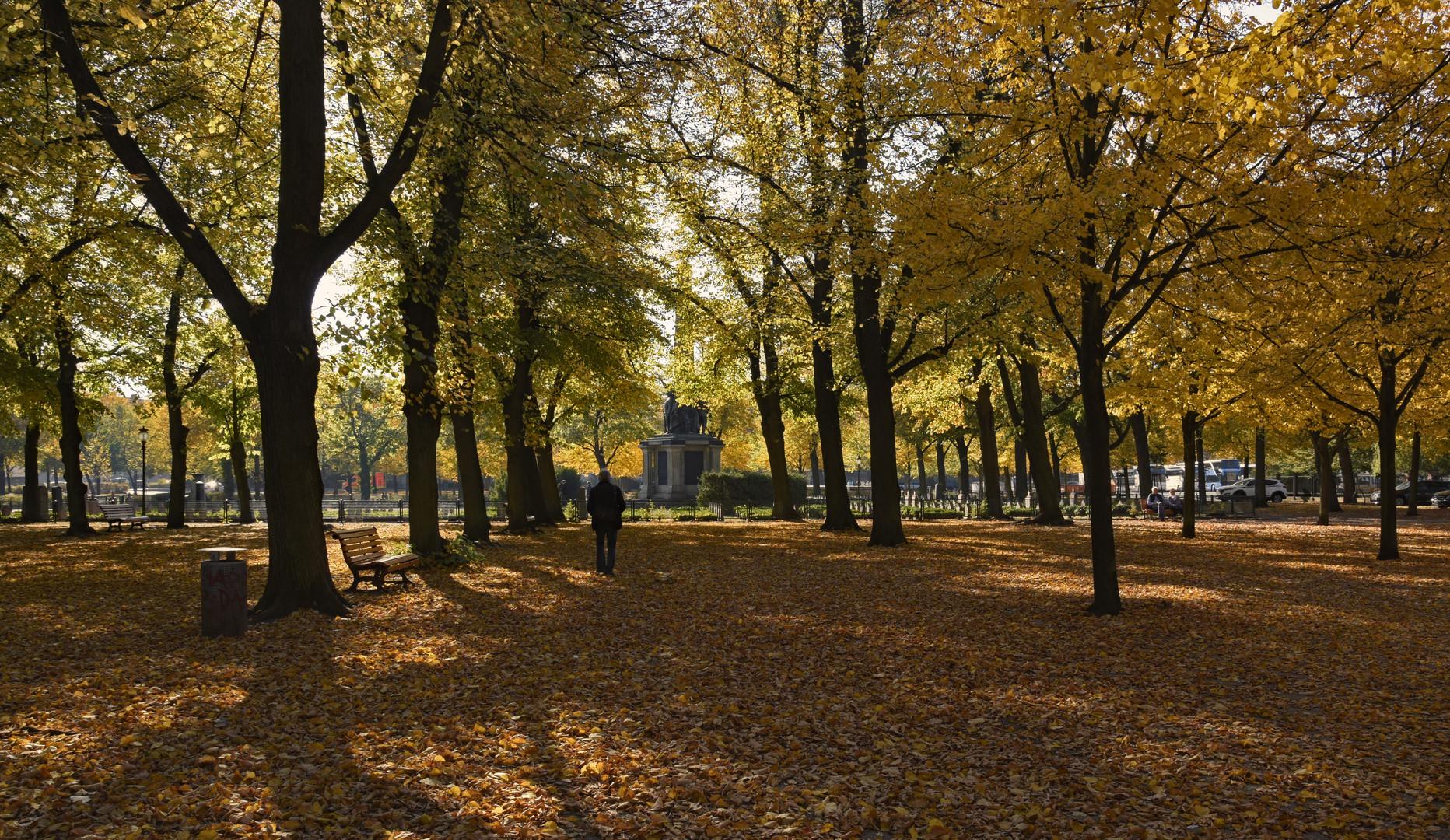 Herbstfarben aus Potsdam