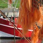 Herbstfarben im Hafen :-))