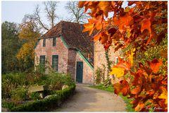 Herbstfarben im Schlossgarten